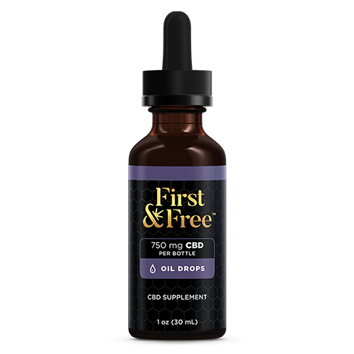 First & Free oil drops